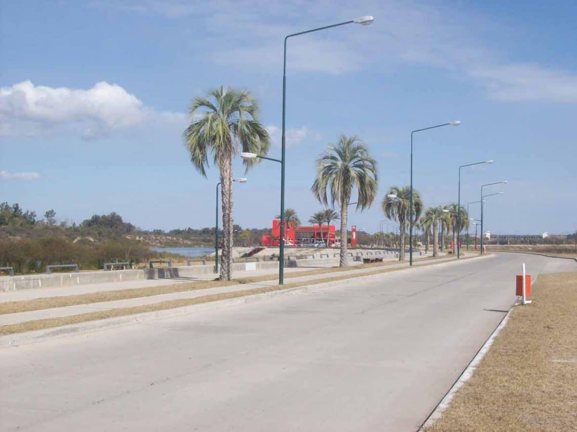 Costanera de Termas de Río Hondo, Santiago del Estero