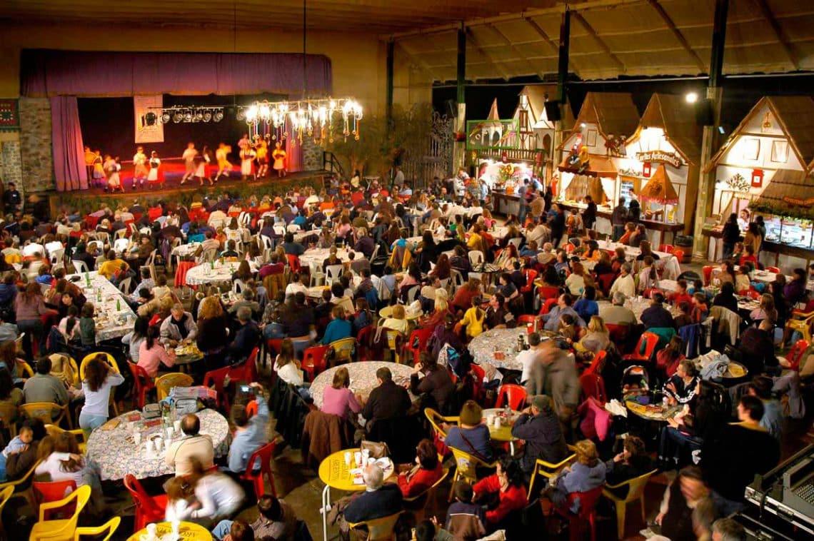 Fiesta del Chocolate Alpino, Villa General Belgrano