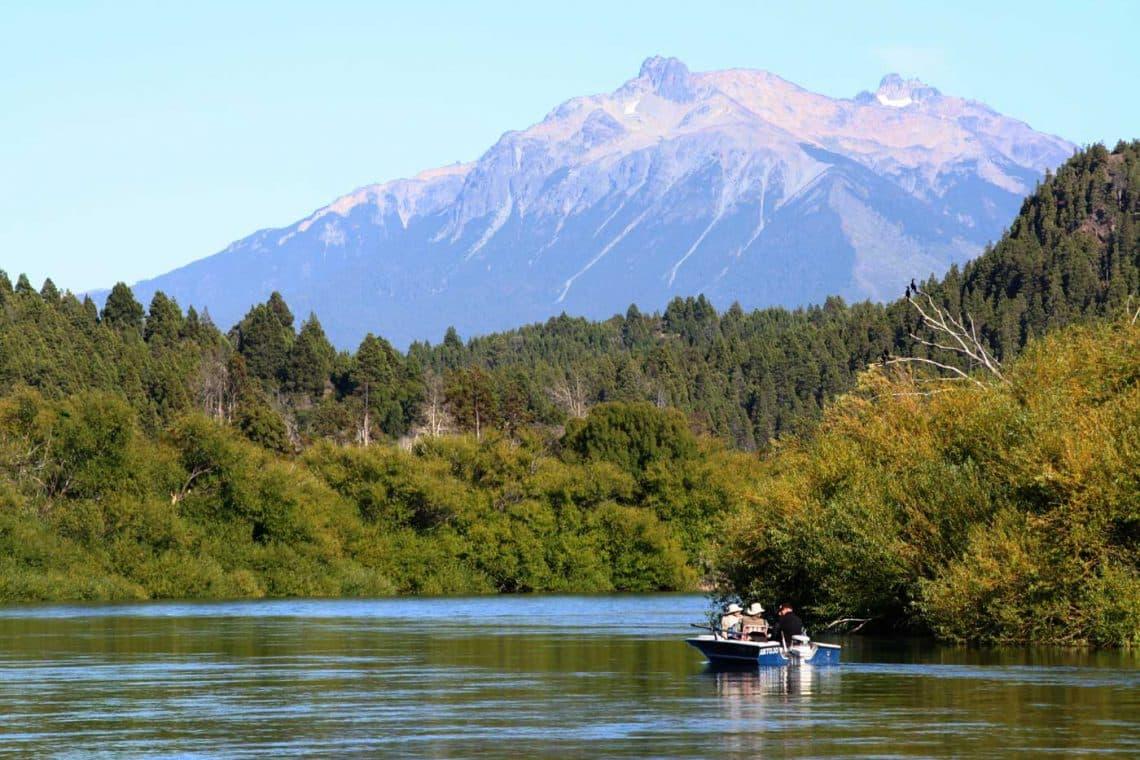 Río Futaleufú, Trevelin, Chubut