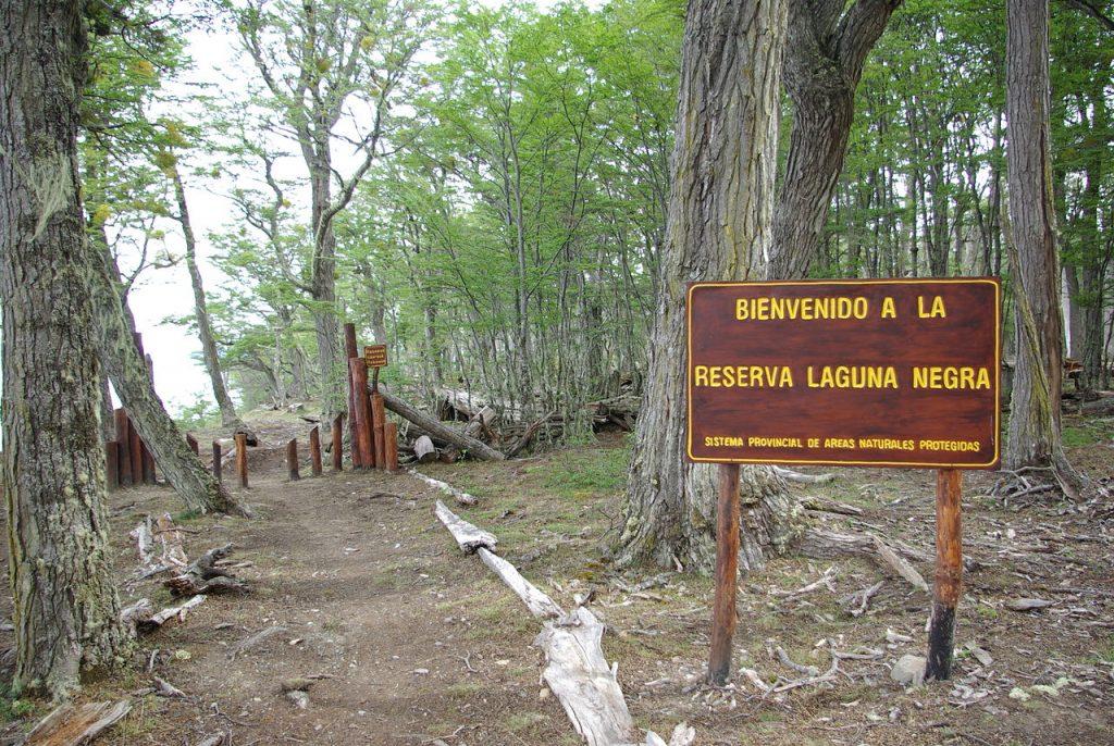 Reserva Laguna Negra, Tierra del Fuego, Argentina