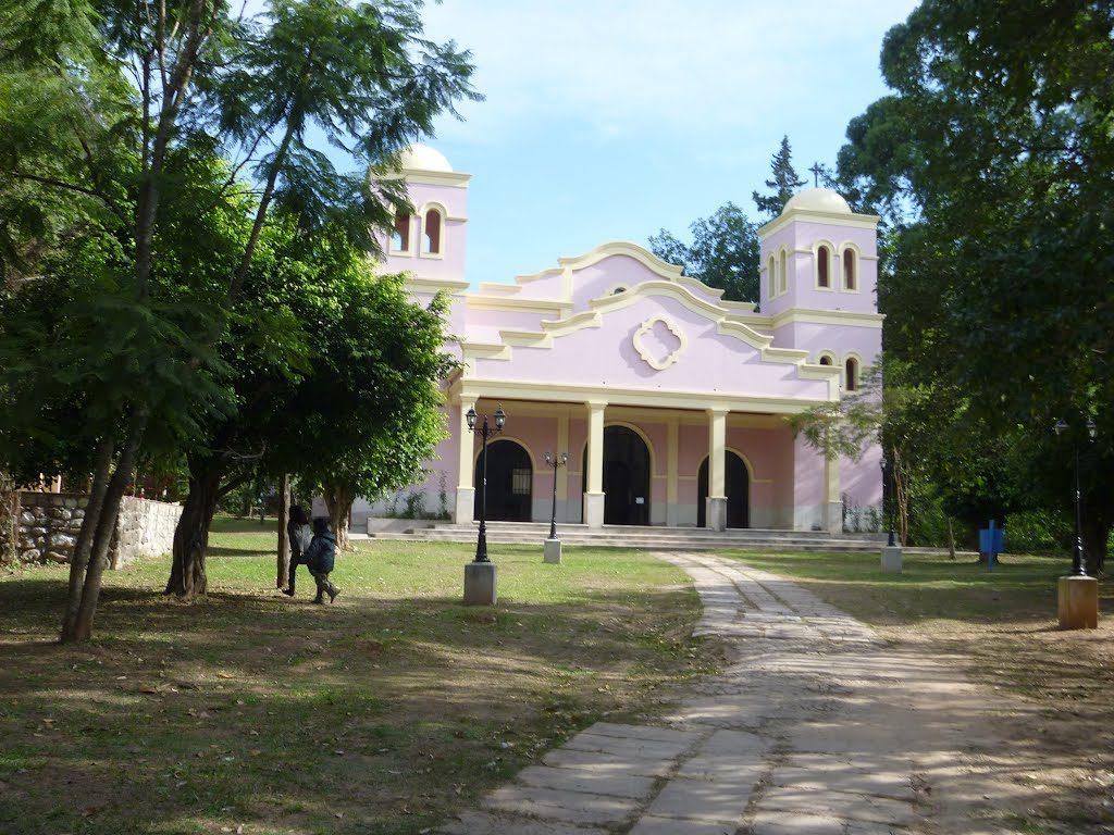Santuario virgen de la peña, Tartagal, Salta