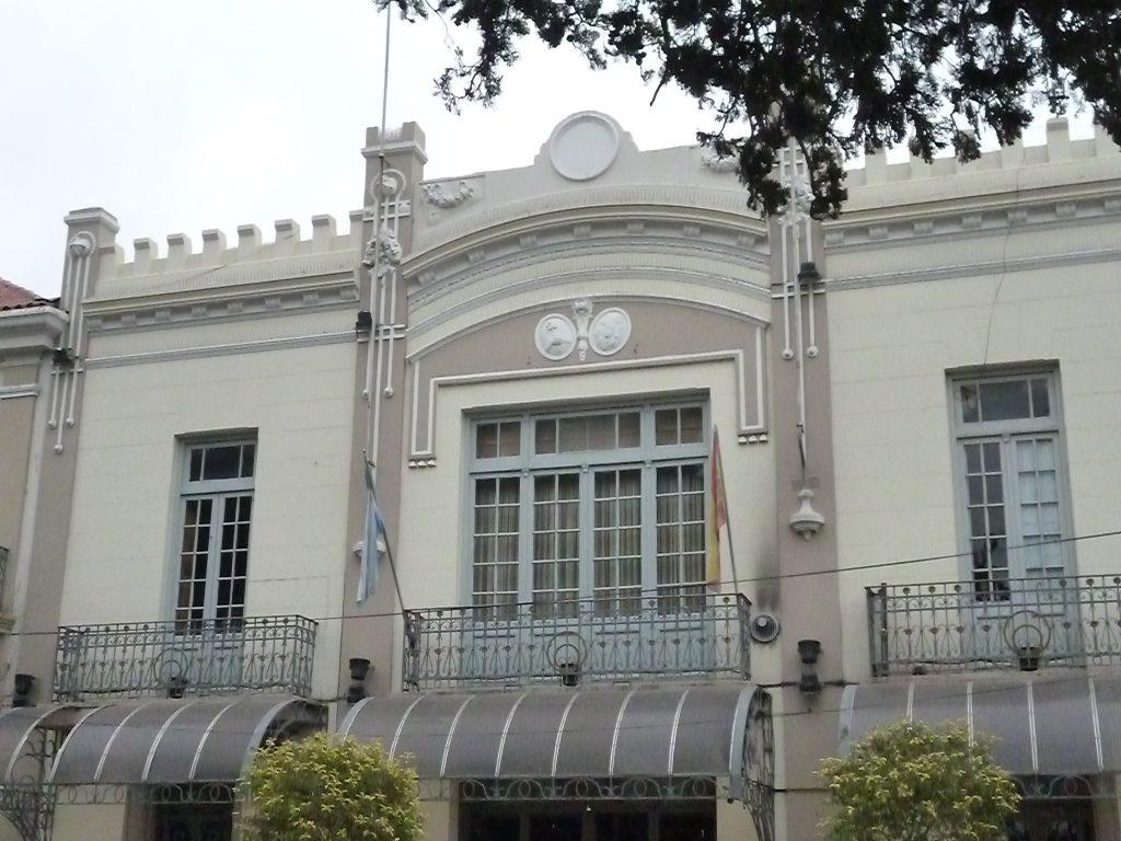 Teatro Español de Trelew, Chubut