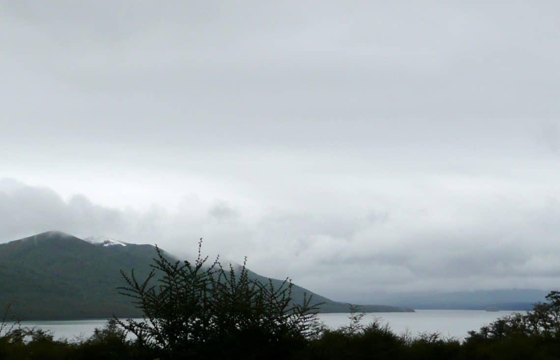 Lago Yehuin, Tolhuin, Tierra del Fuego
