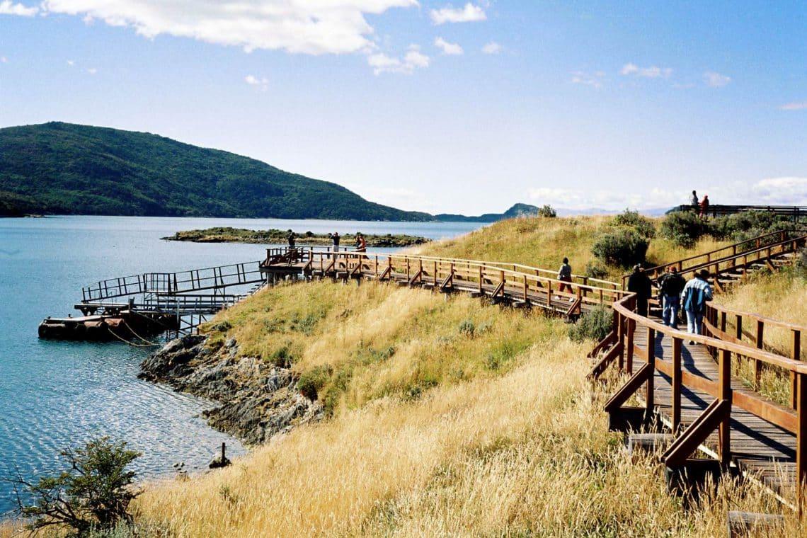 Bahia Lapataia, Ushuaia, Tierra del Fuego