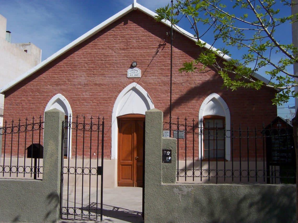Capilla Tabernacl, Trelew, Chubut