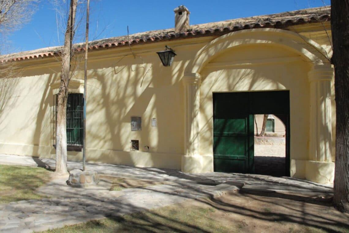 casa del Marqués de Yavi, en Jujuy