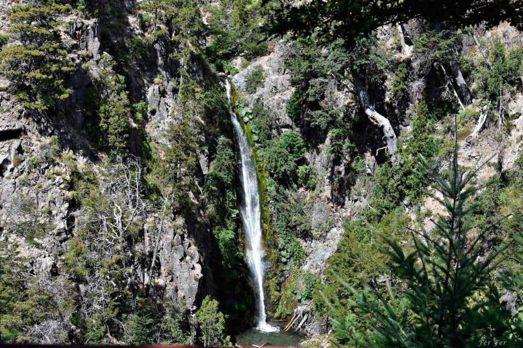 Cascada Coa Có, Villa Traful