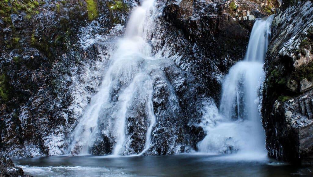 Cascada Haruwen, Ushuaia
