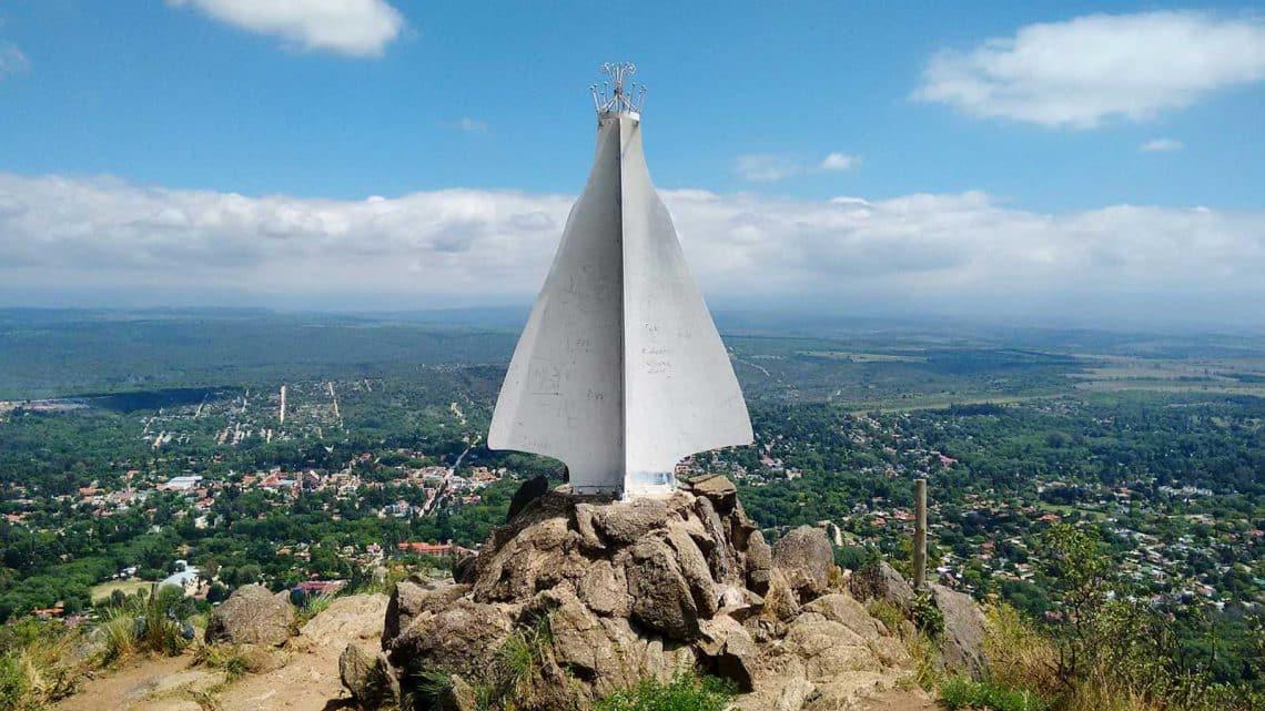 Cerro de la Virgen, Villa General Belgrano