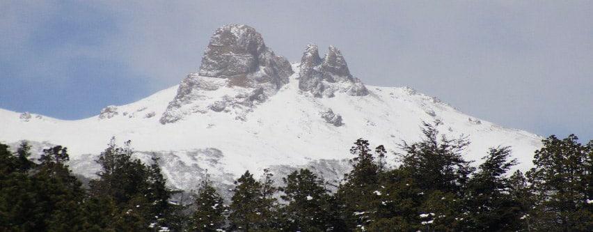 Cerro Monje y Negro, Villa Traful