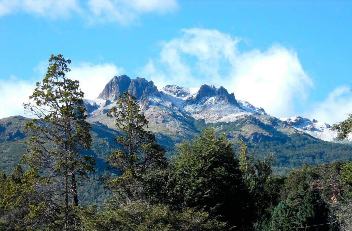 Cerro Negro, Villa Traful