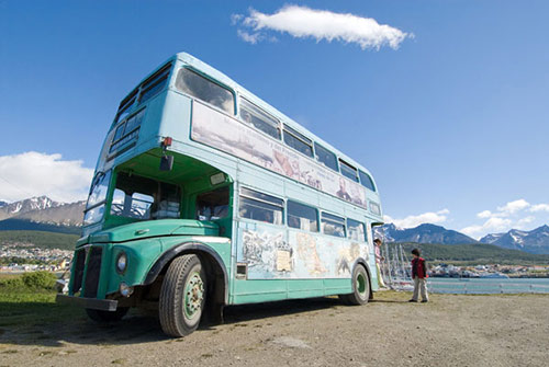 City tour en double decker en Ushuaia