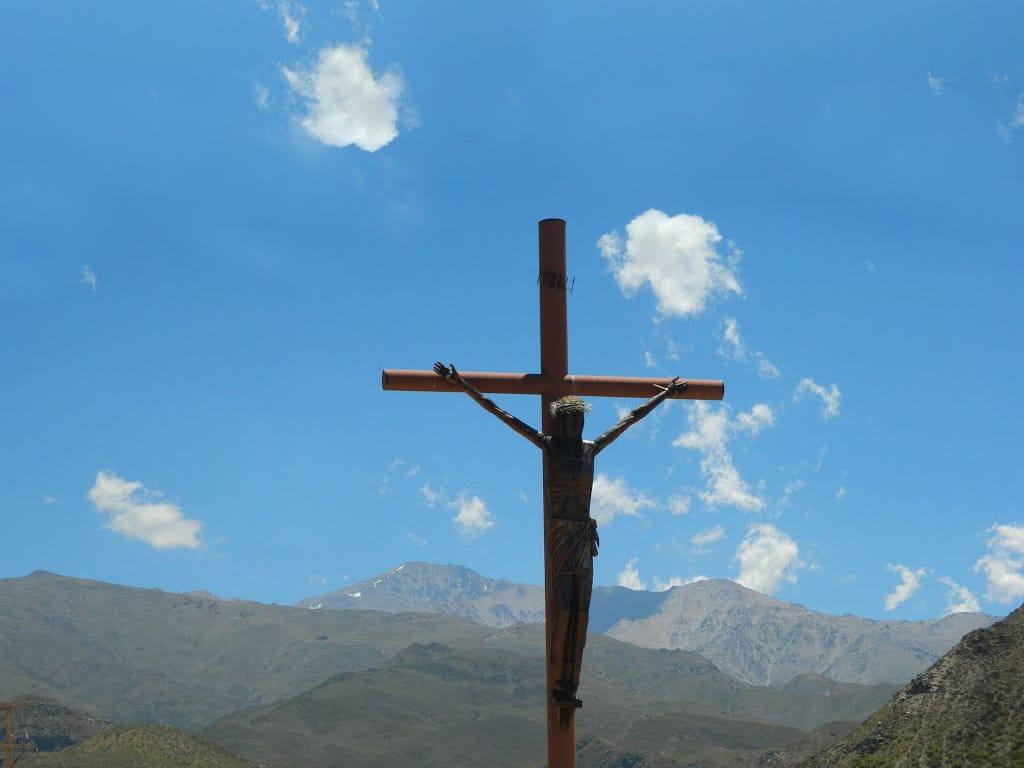 Cristo de la Hermandad, Tunuyan, Mendoza