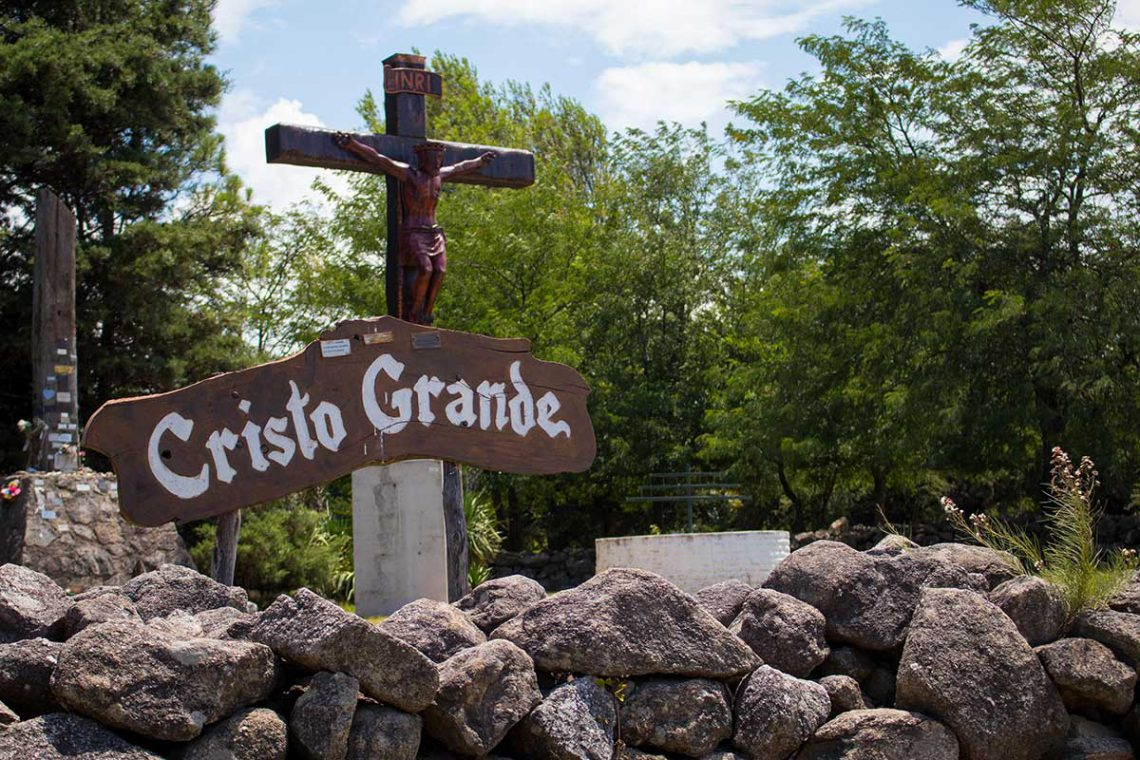 Cristo Grande, VGB