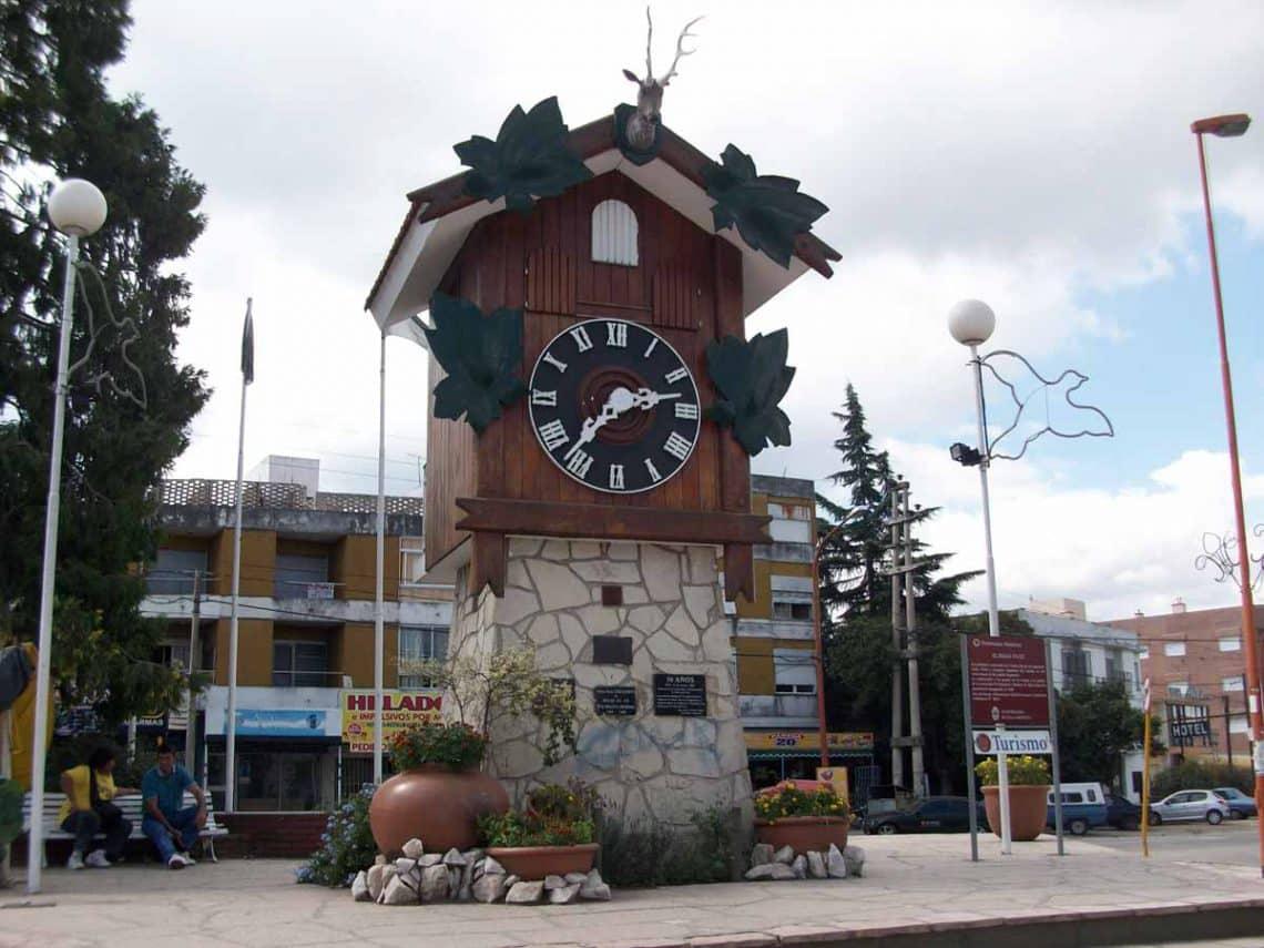 Reloj Cucú de Villa Carlos Paz, Córdoba - ph Frank Boore