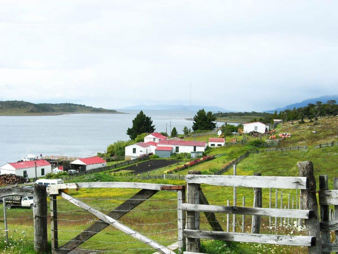 Estancia Harberton, Usuahia-3