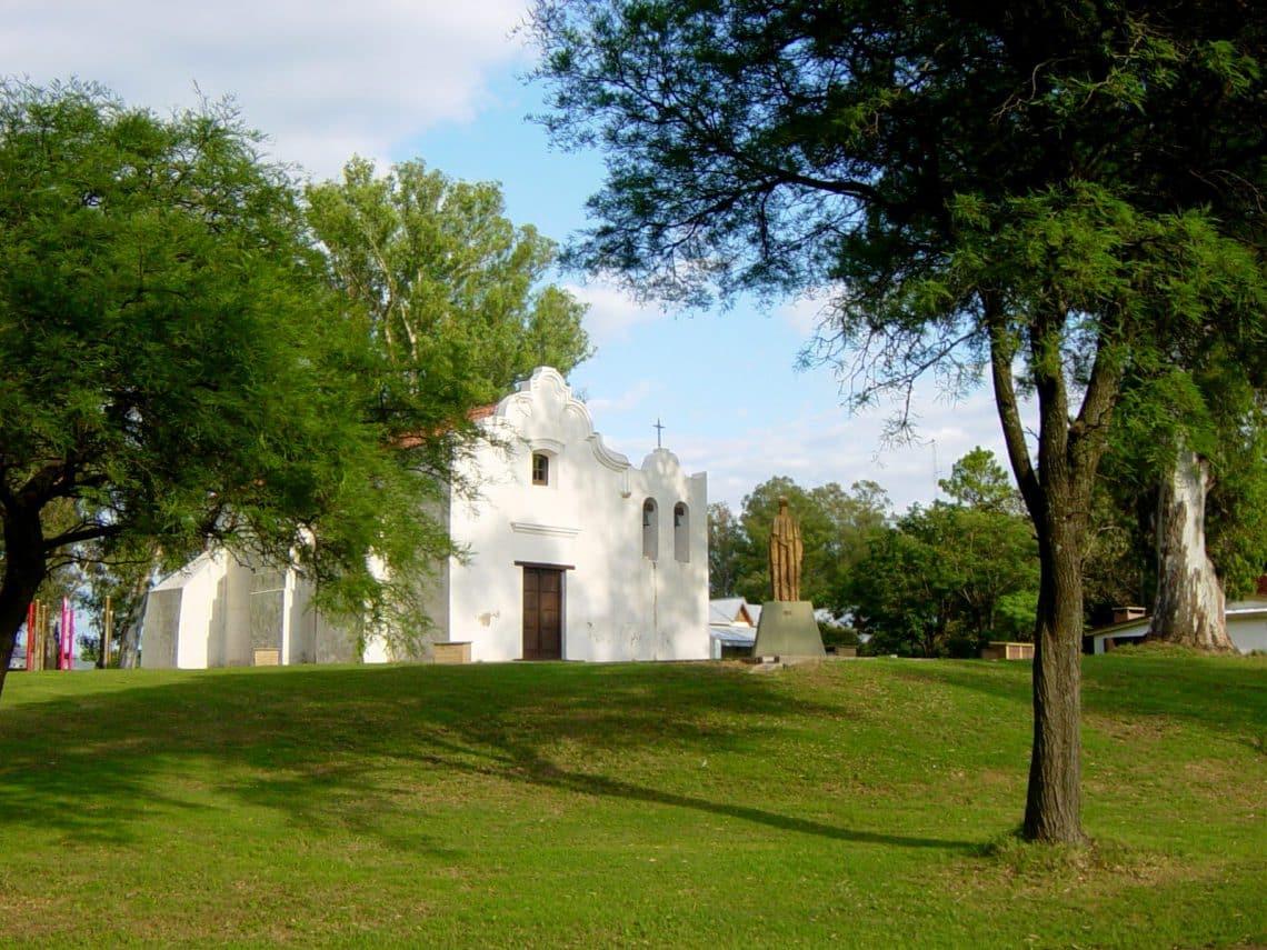 Estancia Yucat, Villa María, Córdoba