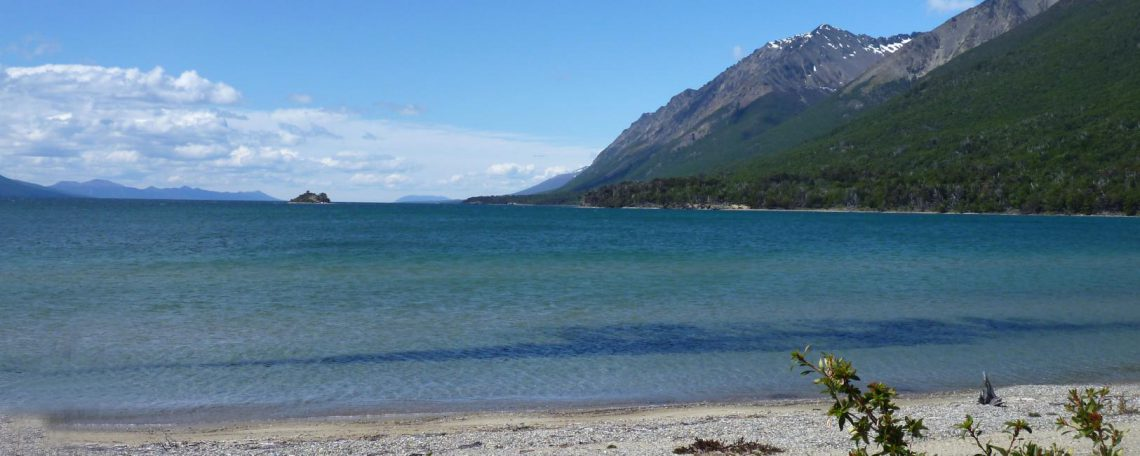 Lago Fagnano, Tierra del Fuego - ph www.aguaspatagonicas.co