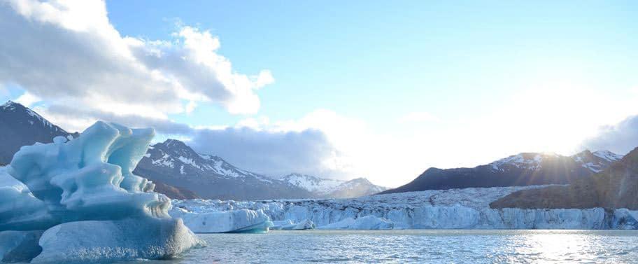 Glaciar Viedma El Calafate