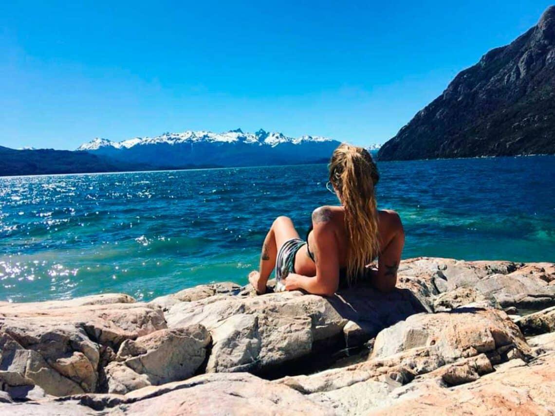 Lago Amutui Quimey, Parque Nacional Los Alerces - Chubut