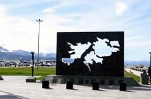 Monumento Malvinas Ushuaia