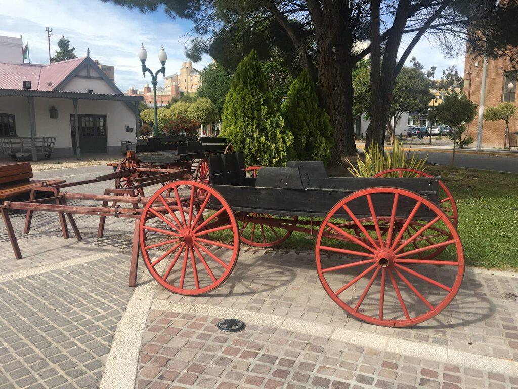 Museo Pueblo de Luis, Trelew