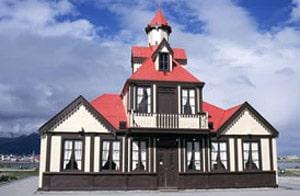 Antigua Casa Beban, paseos por la ciudad de Ushuaia