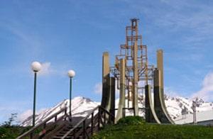 Paseo Centenario, Paseo por la ciudad de ushuaia