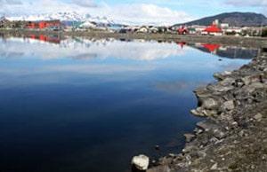 Bahia Encerrada, Paseos por la ciudad de Ushuaia