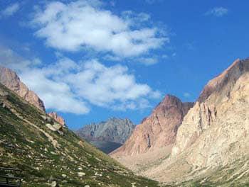 Paso del Portillo, Tunuyan, Mendoza