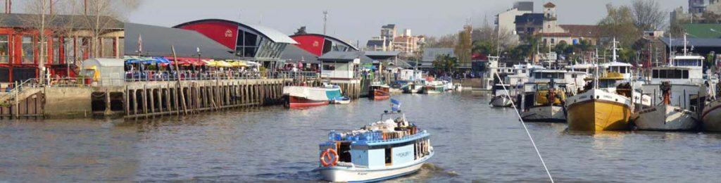 Puerto de Frutos, Tigre