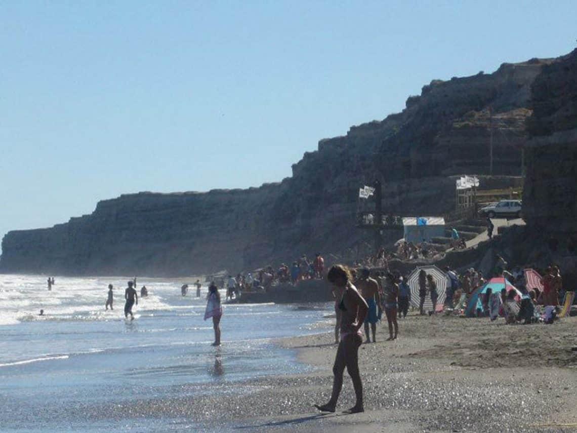 Segunda Bajada El Faro, Viedma