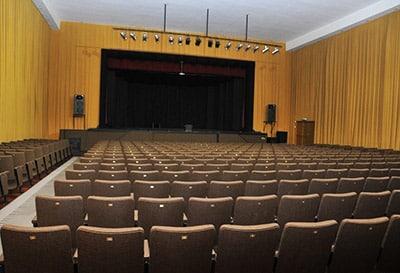Teatro Municipal del Fuerte, Tandil