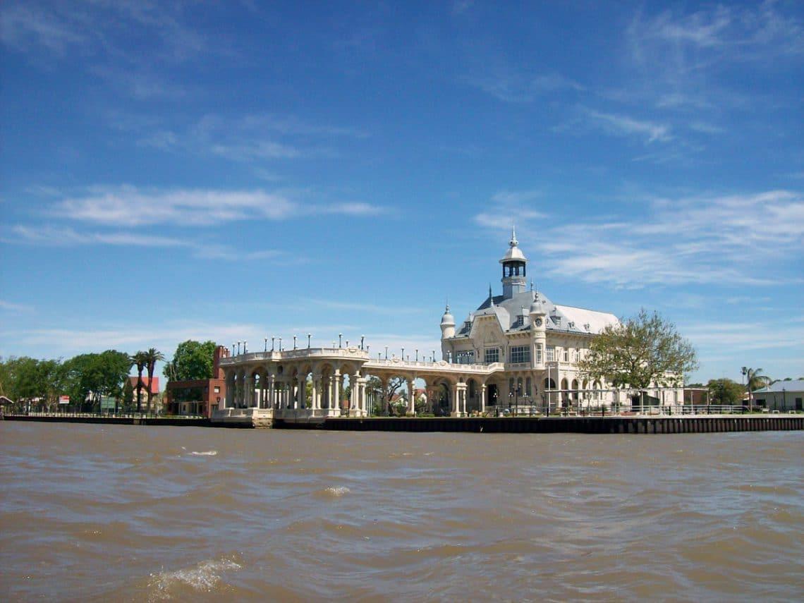 Museo de Arte de Tigre, ex Tigre Club