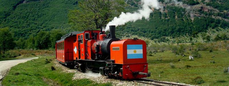 Tren del fin del mundo en Ushuaia