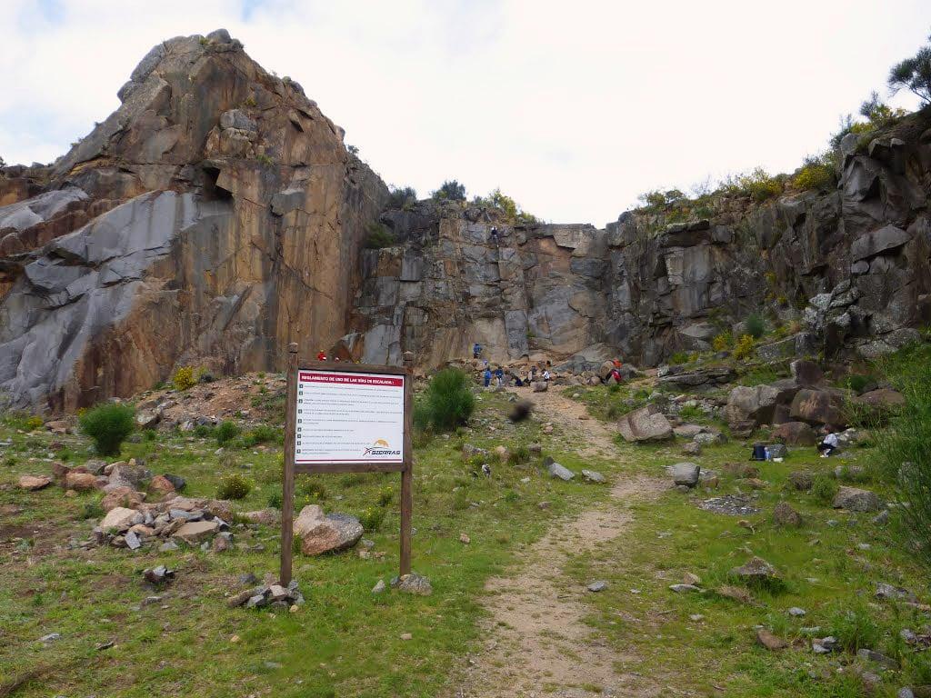 Valle del Picapedrero en Tandil