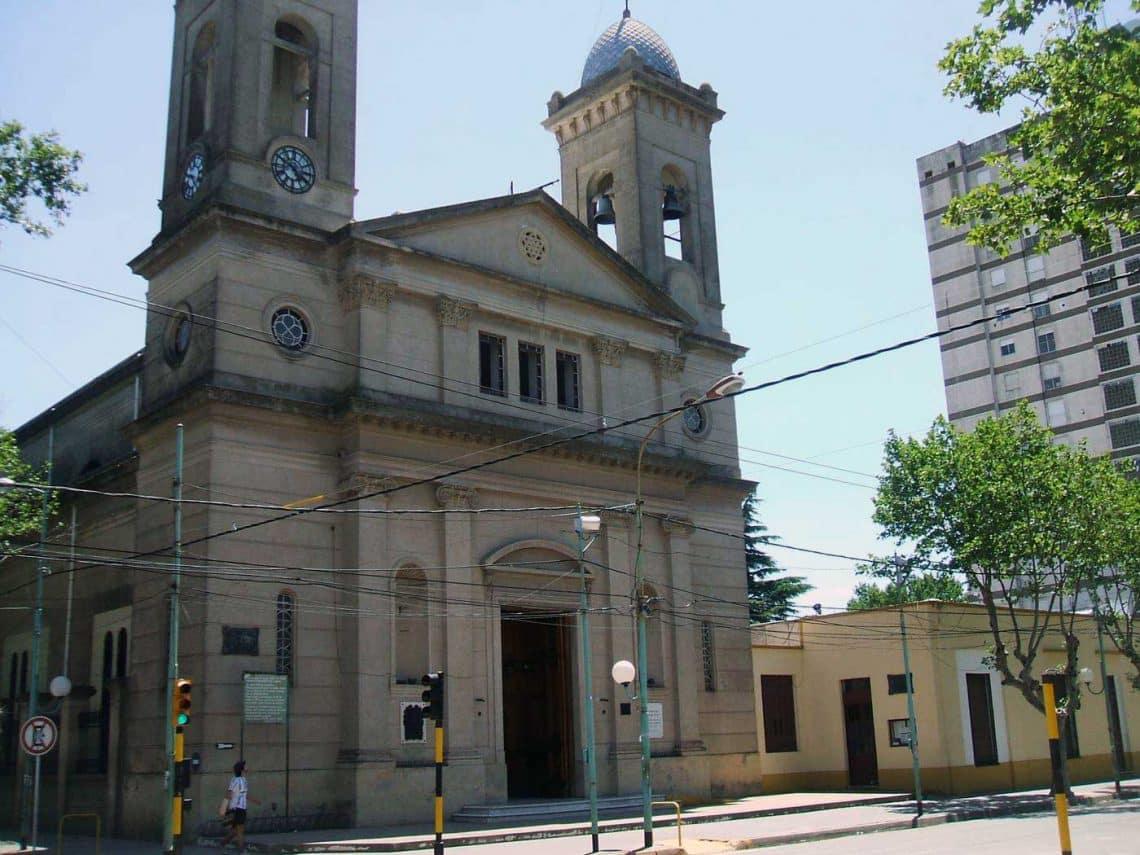 Iglesia Parroquial Nuestra Señora del Carmen, Zárate