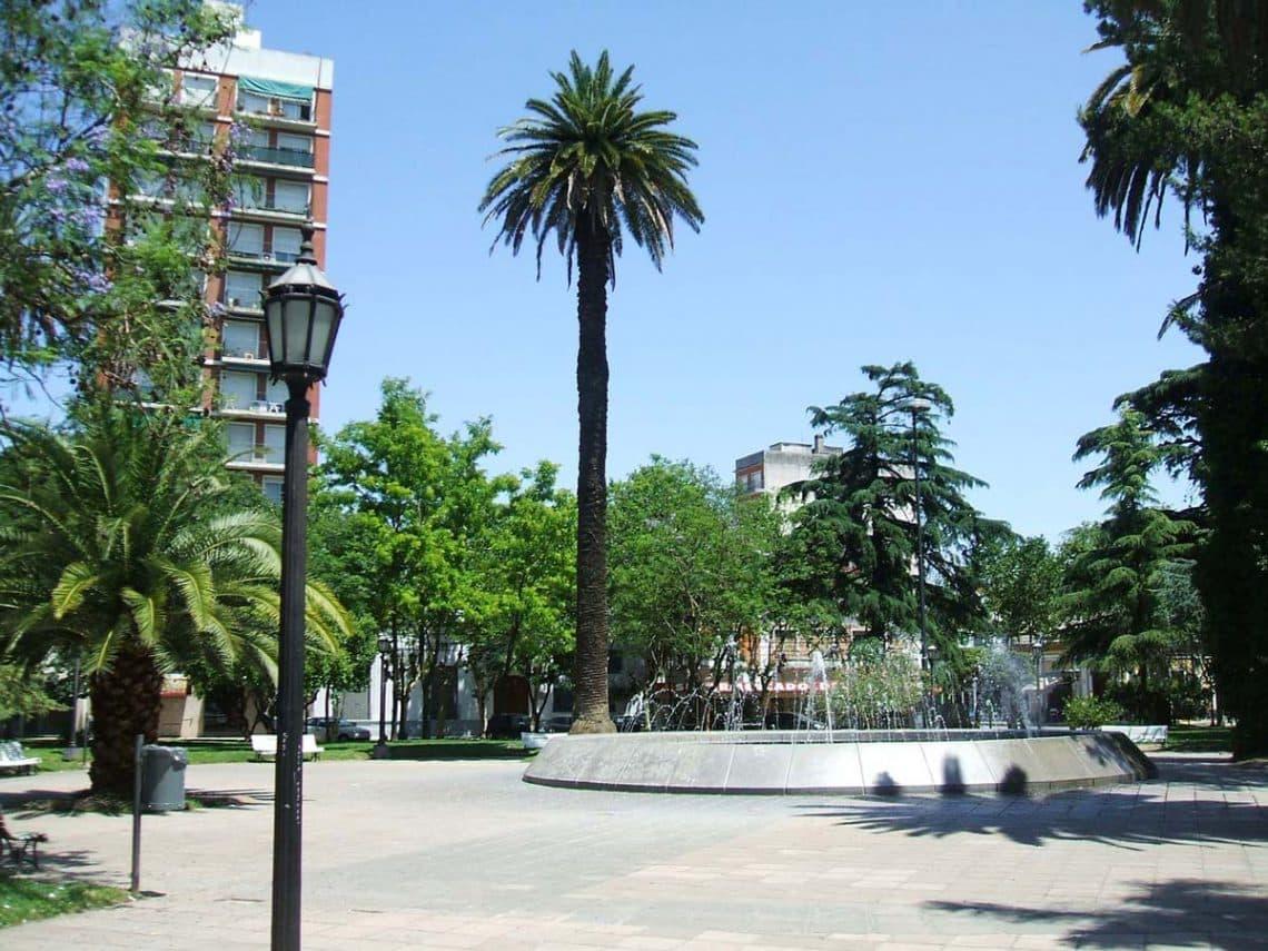 Plaza de Zárate
