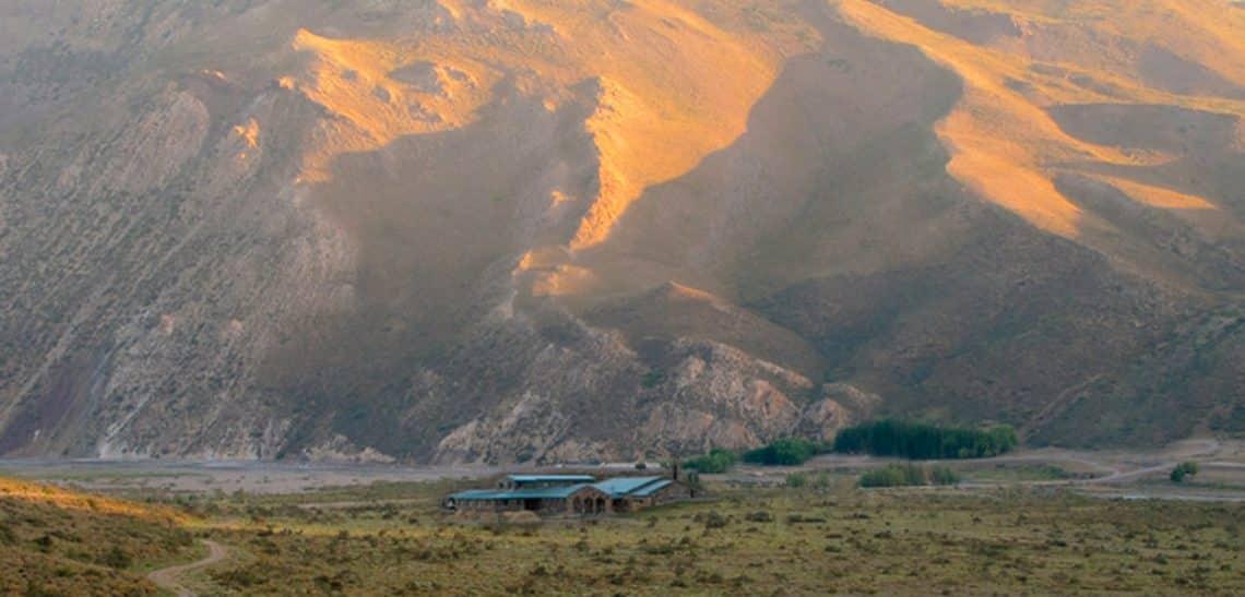 Las Termas de Los Molles, Mendoza