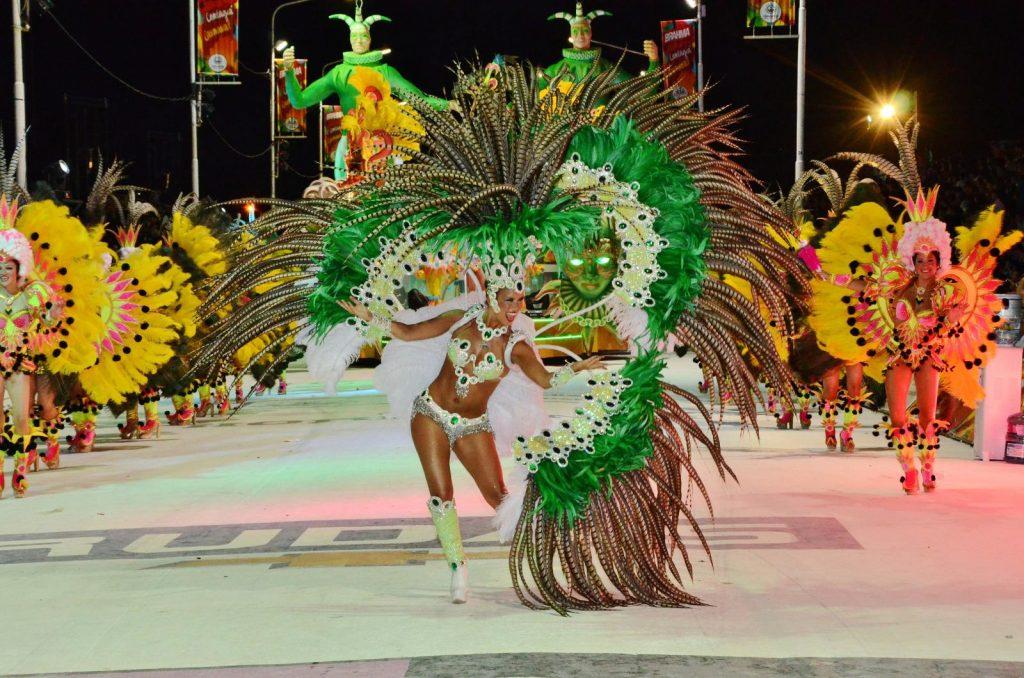 Carnaval de Concordia, Entre Ríos - www.concordia.gob.ar
