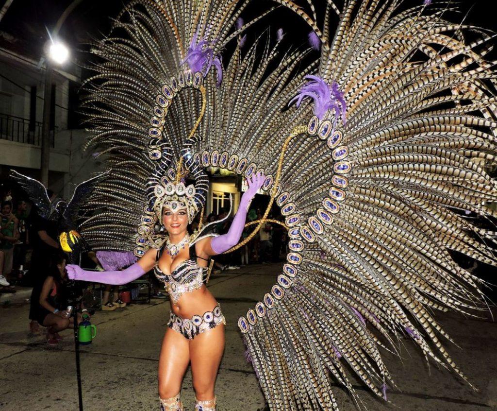 Carnaval de Esquina, Corrientes - foto:www.actualidadesquina.com
