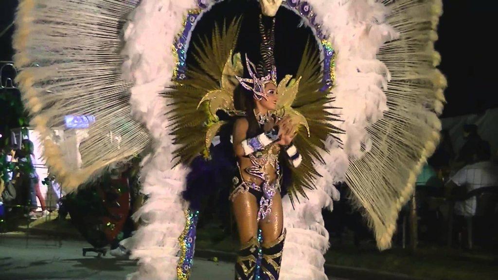 Comparsa Tova Ta Anga, Carnaval de Curuzú Cuatiá 2015, Corrientes