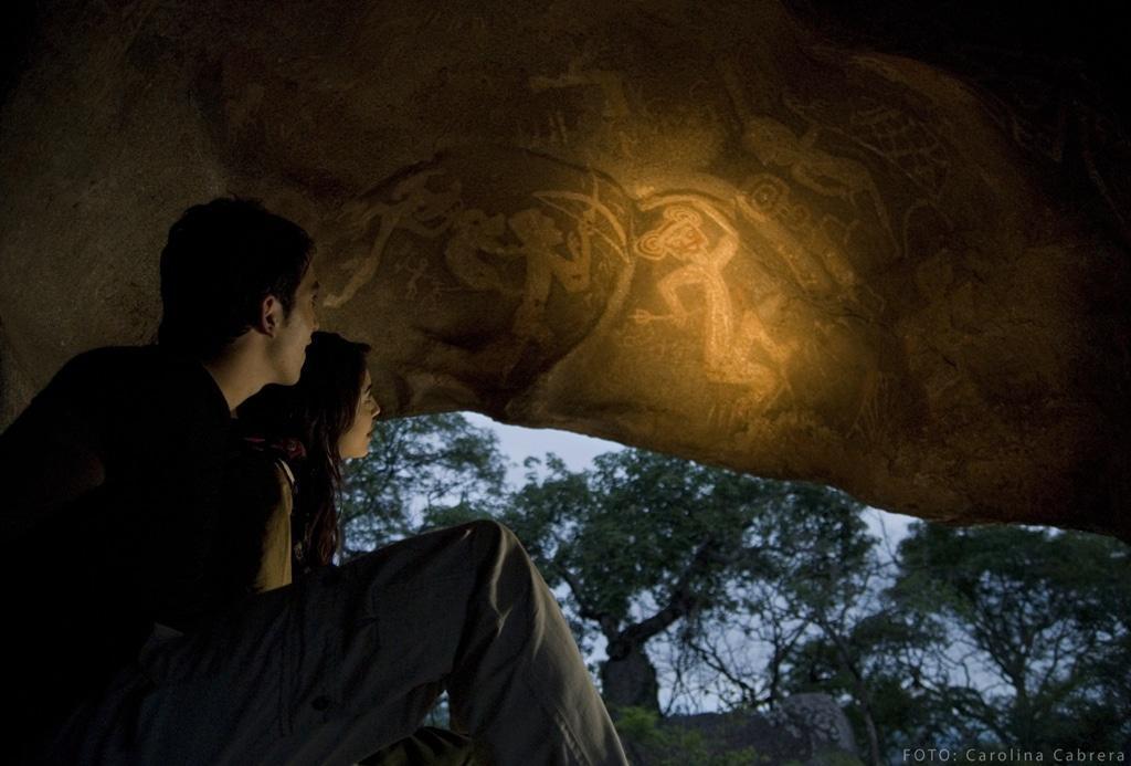 Cueva La Tunita, Ancasti, Catamarca - foto: Carolina Cabrera