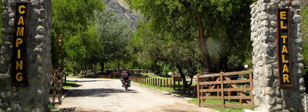 Camping El Talar, Los Moles, San Luis