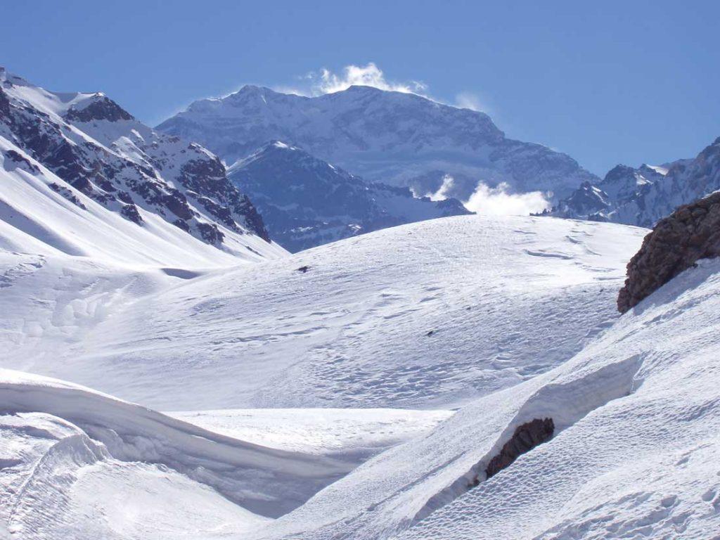 Cerro Los Penitentes, Mendoza - foto Emilia Reinhold