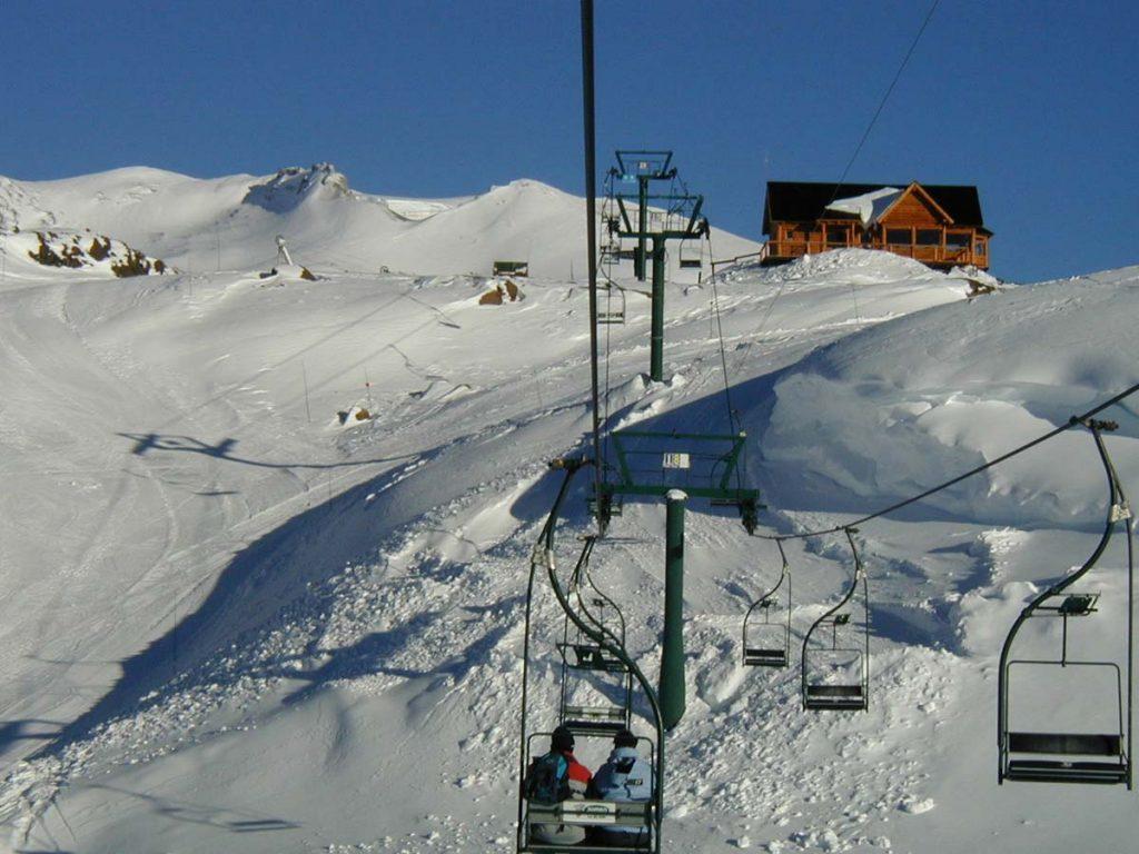 Cerro Caviahue Ski Resort, Neuquén
