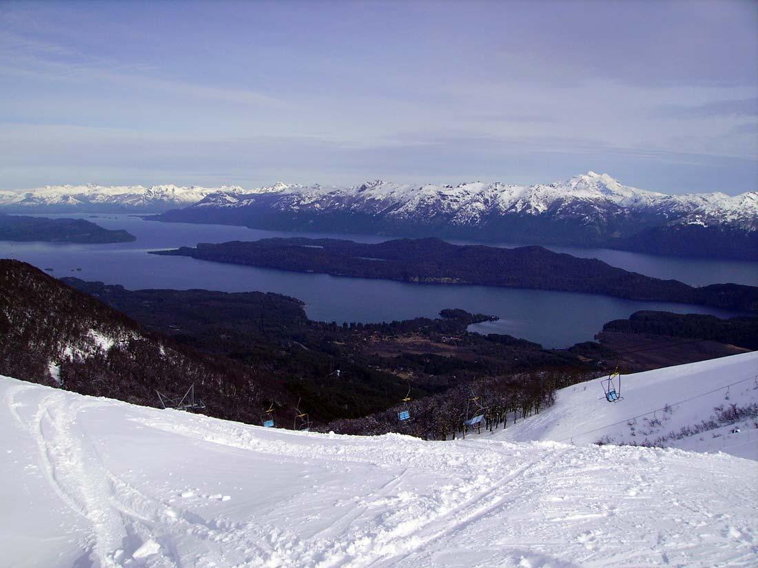 Cerro Bayo, Centro de Ski, Villa la Angostura, Neuquén