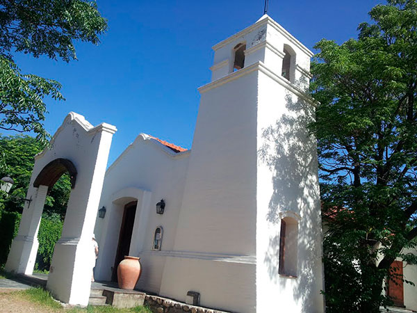 Capilla Nuestra Señora de Fátima, Villa de Merlo