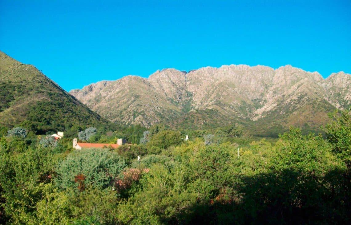 Quebrada de Villa Elena, San Luis