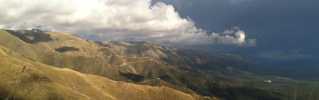 Reserva Provincial Natural Mogote Bayo, Merlo, San Luis